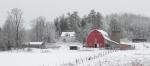Farm and red barn CR6 Carlton Co MNIMG_3622