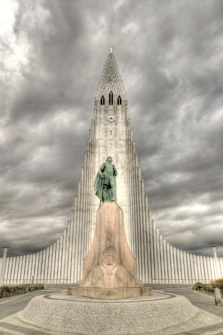 Iceland Summer 3—Rekjavik in HDR