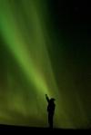 Northern Lights awe2Stensaas