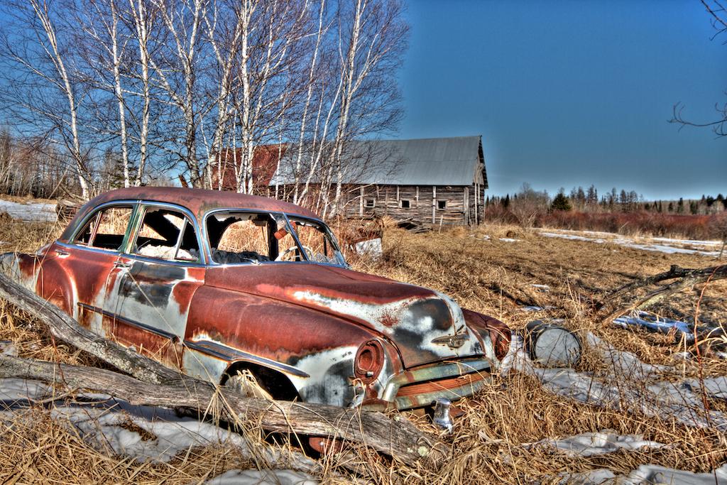 08-Old Car And Abandoned Barn IMG_0035385