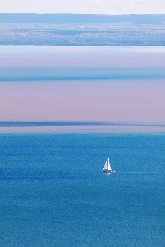 Sailboat Lake Superior Duluth IMG_7698