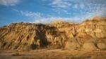 Badlands landscape North Unit Teddy Roosevelt National Park NDIMG_6354