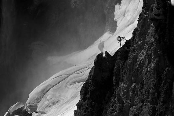 falls Yellowstone River Grand Canyon Yellowstone National Park WY IMG_4599 (1)