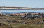 Fort Churchill Churchill River Cape Merry Churchill ManitobaCanada-43